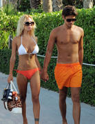 Шона Сэнд Ламас, фото 288. Shauna Sand BIKINI, at Miami Beach - 17/7/11, foto 288
