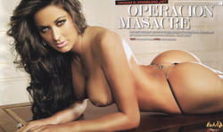 Violeta Lo Re - Maxim May 2010 (5-2010) Argentina