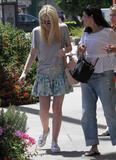 Dakota Fanning | Out in Studio City | June 8 | 9 pics