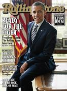Barack Obama Rolling Stone US May 2012