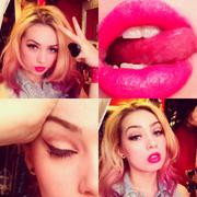 Skye Sweetnam - Sexy In A Nice Tight Top - Instagram Pics - February 16, 2013 (3xMQ)