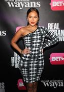 Adrienne Bailon - Real Husbands of Hollywood  premiere in NY 01/14/13